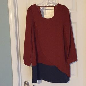 EUC Tunic/Mini Dress
